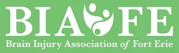 Brain Injury Association of Fort Erie logo