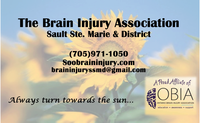 Brain Injury Association of Sault Ste Marie logo