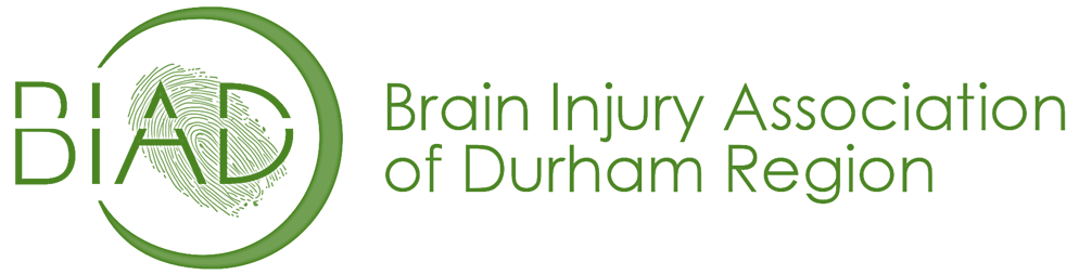 Brain Injury Association of Durham Region logo